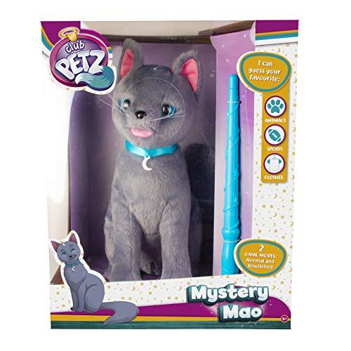 IMC Toys Club Petz Mystery Mao Gato de Peluche, Multicolor (IMC 95892)