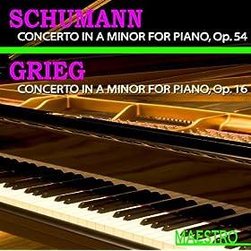 Piano Concerto In A minor, Op. 54, Allegro Vivace