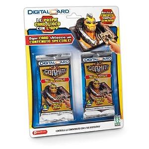 Giochi Preziosi Gormiti ncr02182Digital Card Blister