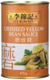 Lee Kum Kee Crushed Yellow Bean Sauce, 470 g