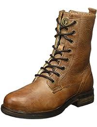 Ca'Shott Damen A18014 Combat Boots