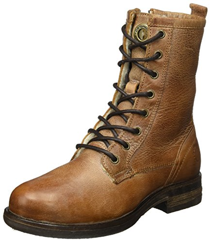 Ca'Shott Damen A18014 Skirmish Boots, Braun (Camel West), 39 EU