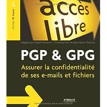 PGP et GPG: Assurer la confidentialité de ses e-mails et fichiers