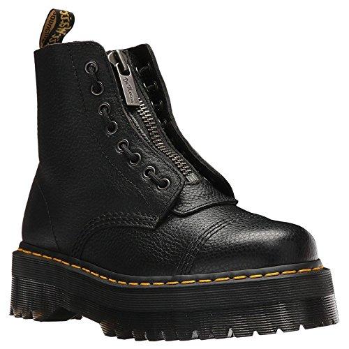 Dr.Martens Womens Sinclair Black Leather Boots 43 EU