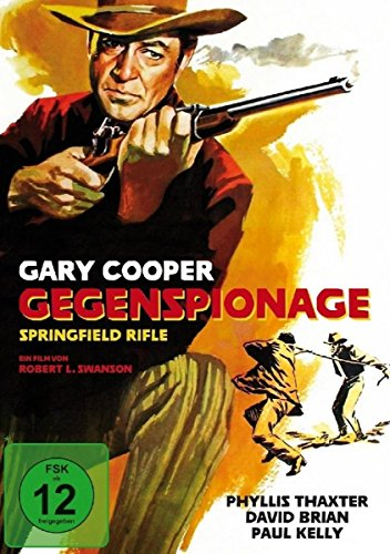 Gegenspionage - Springfield Rifle