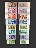 *** 5,10,20,50,100,200,500,1000 DM Banknoten 1991 - Pick 37 - 44 - Reproduktion ***