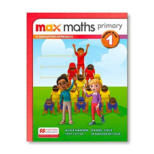 Max Maths Pri A Sing Appr Sb 1 (Max Maths Primary)