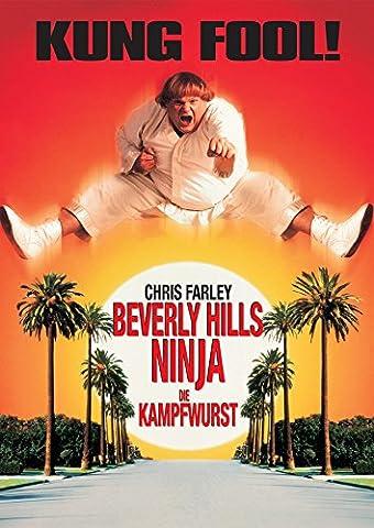 Beverly Hills Ninja: Die Kampfwurst (Einfache Bogen)