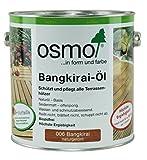OSMO olja för träslaget Bangkirai