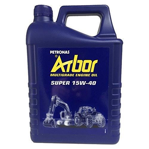 Petronas Olio Arbor Super 15w40 5Ltrs