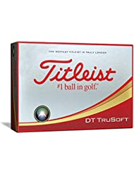 Titleist DT Trusoft 2018 12 Stk.