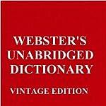 Webster's Unabridged Dictionary, Vint...