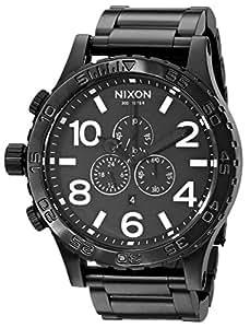Nixon Herren-Armbanduhr Quarz Chronograph 1001 A083