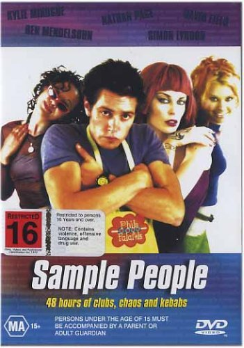 Sample People ( ) [ Neuseelandische Import ]