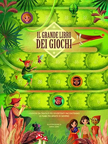 Il grande libro dei giochi. Ediz. a colori