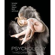 Psychology Third Canadian Edition Third , Canad edition by Schacter, Daniel L., Gilbert, Daniel T., Wegner, Daniel M., (2014) Hardcover