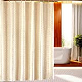 YulL Shower Curtain Polyester Waterproof Shelter Moldy Thick Multi-size Optional Shower CurtainWidth * height unique shower curtains (Size : 130cm*200cm)