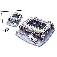 Real Madrid 'Santiago Bernabeu' Stadium 3D Puzzle - One Size