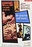 He Muerto Mil Veces (I Died A Thousand Times) (Import) (Dvd) (2013) Jack Palance