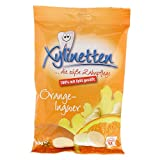 Xylinetten Orange Ingwer Bonbons, 60 g
