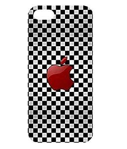 Dzinetree Iphone 5s Back Cover Case - Black