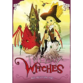 Tweeny Witches 3: What Arusu Found There [DVD] [2004] [Region 1] [US Import] [NTSC]