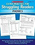 [(Phonics, Grades 3-6)] [Author: Linda Ward Beech] published on (July, 2010)