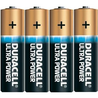 Pile LR6 (AA) alcaline(s) Duracell MN1500 Ultra LR06 1.5 V 4 pc(s)