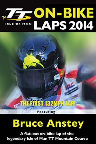 TT 2014 On-Bike Laps: Bruce Anstey [OV] (Flat Lap)