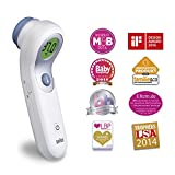Braun No Touch Plus Forehead Digital Thermometer