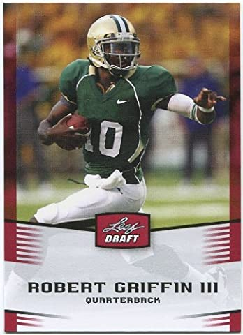 2012 Leaf Draft Football Complete Mint 50 Card Hand Collated