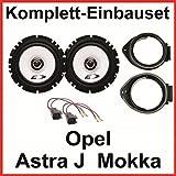 Lautsprecher Opel Astra J Opel Mokka Alpine SXE-1725S 16,5 cm 2 Wege Koaxial