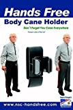 Hands Free Cane Holder by personal CANE HOLDER