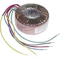 Tru Components Transformador toroidal 1x 230V 2x 12330VA 13750mA TC de rkt330/2x 12Tru Components
