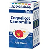 Juvamine Phyto Coquelicot Camomille 30 Gélules