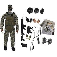 16-Militrpolizei-Soldat-12-Zoll-Action-Figur-Nb02a 1/6 Militärpolizei Soldat 12-Zoll-Action-Figur Nb02a -