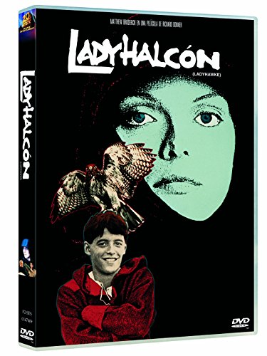 Lady Halcon [DVD]