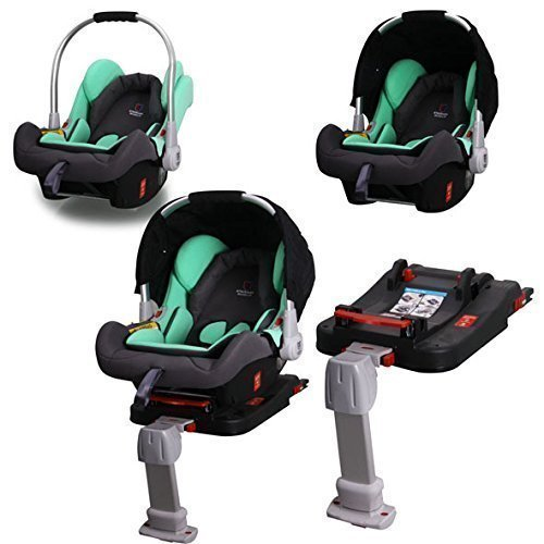 Star Ibaby Base Isofix + Ibaby Grupo 0 Plus ( 0-13 kg)