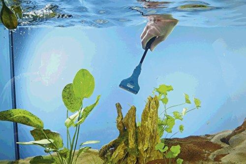 Hand Held Aquarium Glass Cleaner Scraper - Oase 2