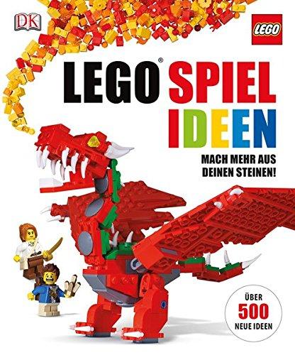 Preisvergleich Produktbild LEGO® Spiel-Ideen: Mach mehr aus deinen Steinen!