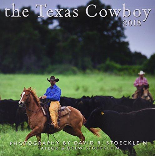 2018 TEXAS COWBOY CAL por David R. Stoecklein