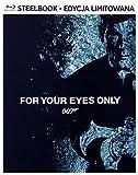 FOR YOUR EYES ONLY (STEELBOOK) [Blu-Ray] [Region B] (IMPORT) (Keine deutsche Version)