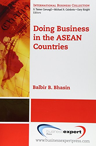 Doing Business in the ASEAN Countries (International Business Collection)