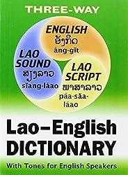 Lao-English English-Lao Dictionary by Khamphan Mingbuapha; Benjawan Poomsan Be (2003-01-01)