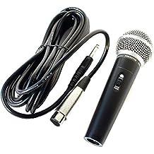 micrófono profesional dinámico micrófono para canto Studio y 5m de cable Microphone