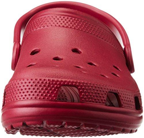 Crocs Classic, Sabots mixte adulte Violet (Pomegranate)