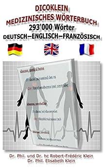dicoklein medizinisches w214rterbuch deutsch � englisch