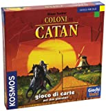 Giochi Uniti - I Coloni di Catan, Gioco di Carte