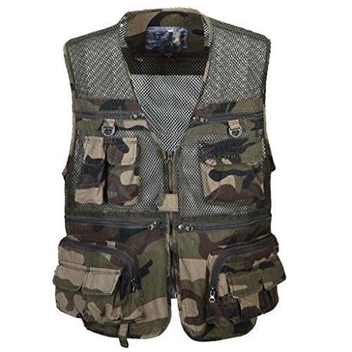 gilet chasseur