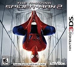 Amazing Spiderman 2 (Nintendo 3DS) (NTSC)